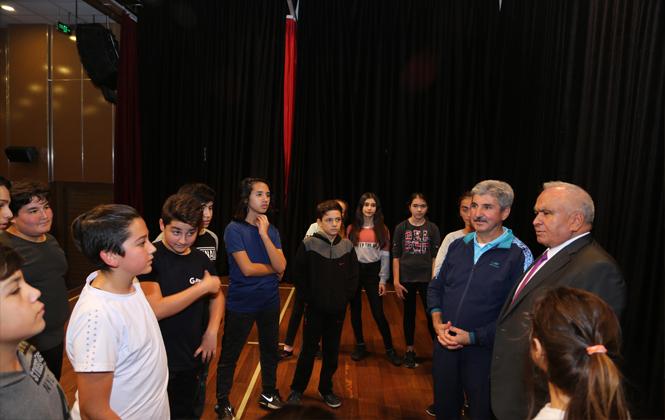 Erdemli Belediyesi, Geleceğin Sanatçılarını Arıyor