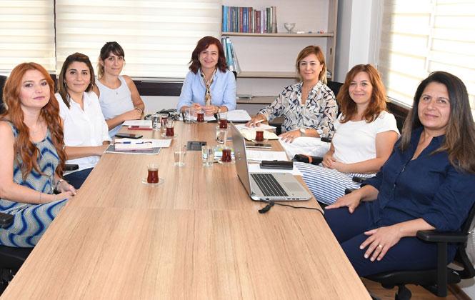 """Mersin Büyükşehir Belediyesi Öncülüğünde """"Kadın Kooperatifi"""""""