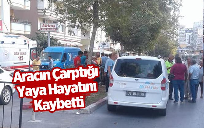 Mersin Tarsus'ta Aracın Çarptığı Kerim Çuhadar Hayatını Kaybetti