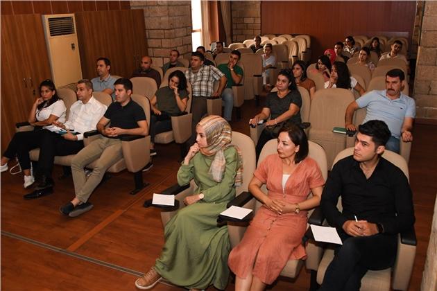 Büyükşehir Personeli'ne 'proje Döngüsü Eğitimi'
