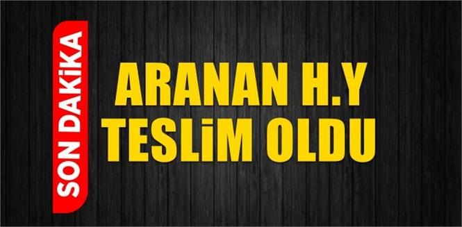 Tarsus Belediye Başkanının Koruması H.Y, Deniz Şahbaz Cinayetinin Zanlısı Olarak Emniyete Teslim Oldu