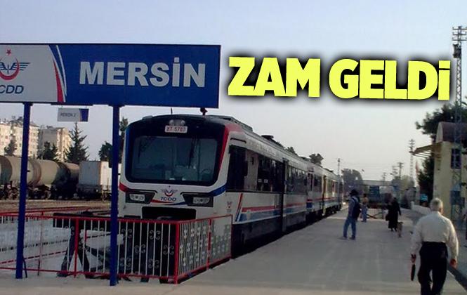Tren Biletleri Zamlandı