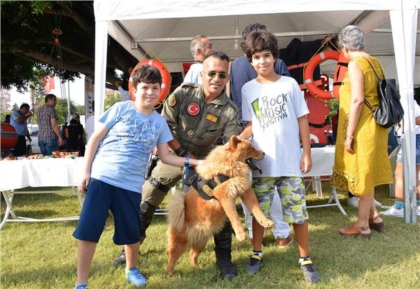 Mersin'de Hayvanlara Özel Festival