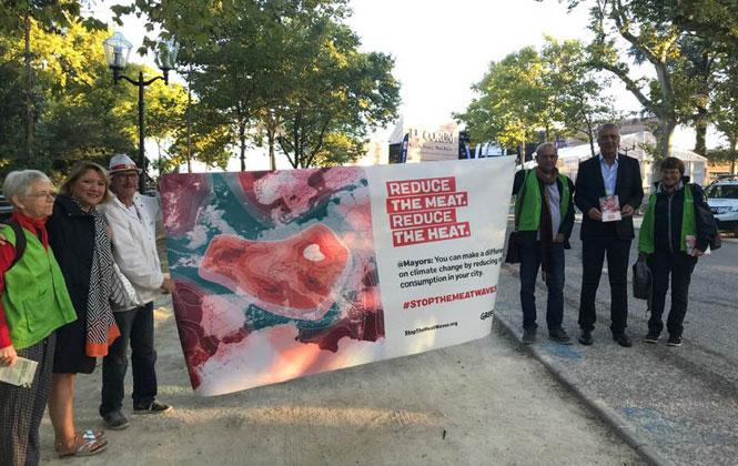 Mezitli Belediyesi, Milan Gıda Paktını İmzalıyor