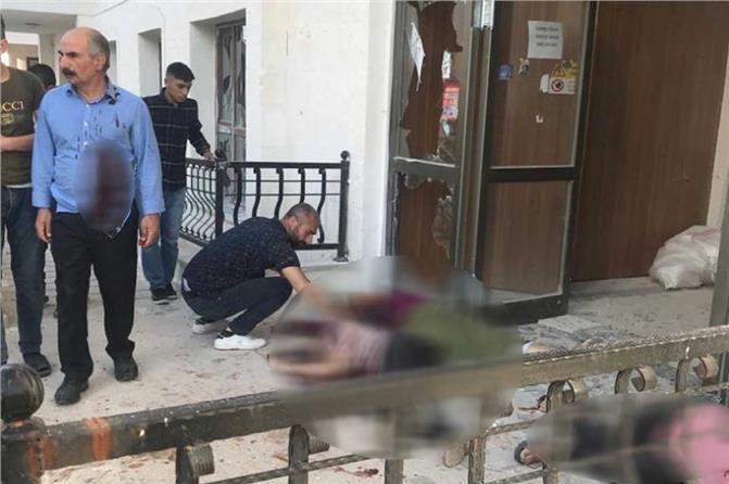 Son Dakika: Akçakale'ye Havan Saldırısı! 3 Şehit Var