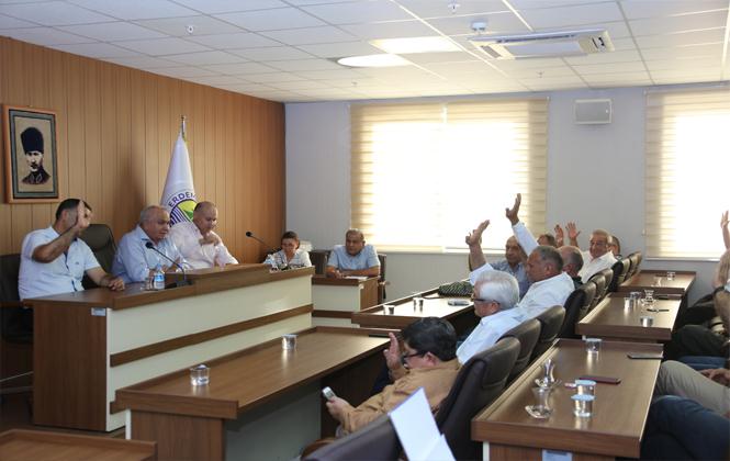Erdemli Belediyesinin 2020 Yılı Bütçesi Belirlendi.