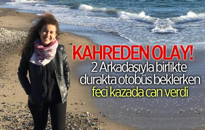 Çanakkale'deki Kazada Hayatını Kaybeden Saniye Akaydın'ın Cenazesi Mersin'e Getirilecek