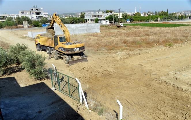 Akdeniz'de Yeni Sokaklar Açılıyor