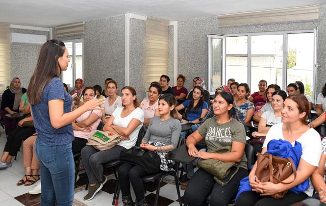 İşe Alınan 100 Kadın Personel Eğitimden Geçti