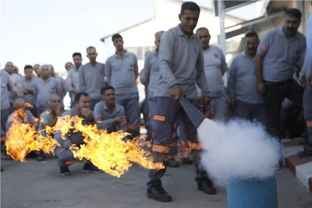 Yangınla Baş Etmede En Etkili Yol: Tedbir!