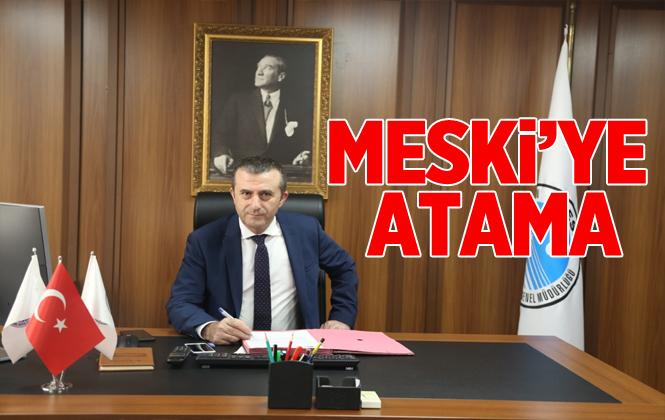MESKİ'nin Yeni Genel Müdürü Alaeddin Alkaç Göreve Başladı. Alaeddin Alkaç Kimdir?