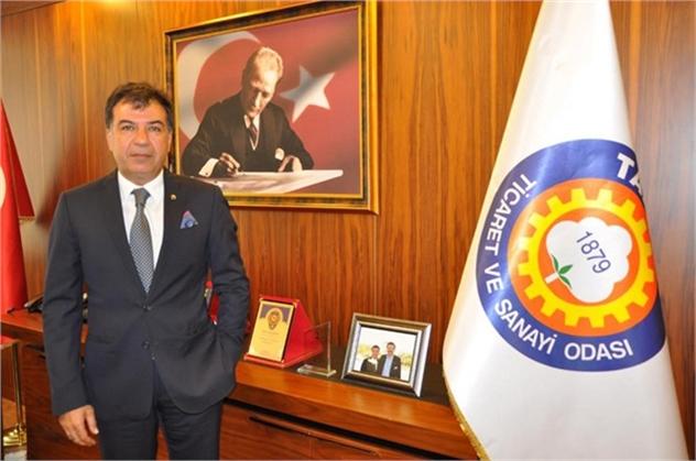 Tarsus OSB'nin Temeli 2020 Yılında Atılacak