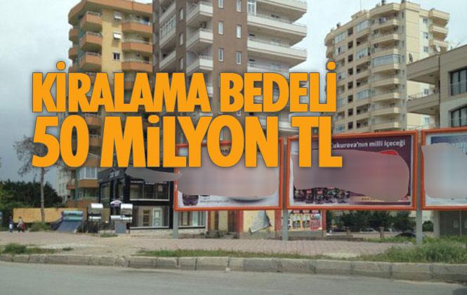 Mersin Büyükşehir Belediyesi, Merkez 4 İlçedeki Bin 656 Açık Hava Reklam Aracını 3 Yıllığına Kiraya Verecek!