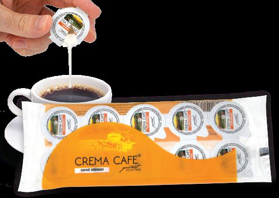 Kahve Sütü Cafe Cream 7,5 ml x10 adet