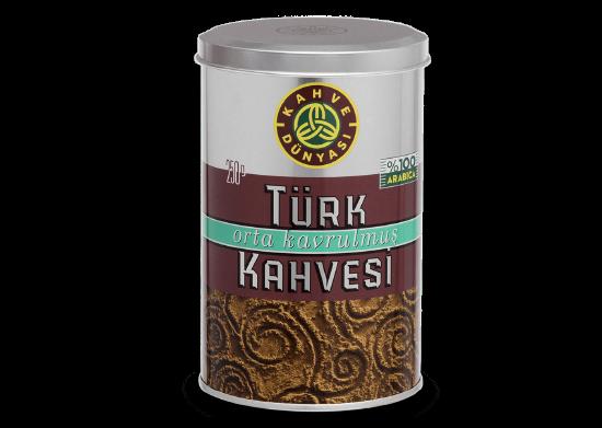 Türk Kahvesi Kahve Dünyası 250 g