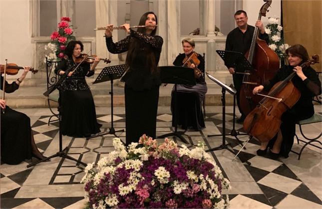 Sihirli Flüt Şefika Kutluer 10 Bin Yıllık Kent Tarsus'ta 19 Ekim Cumartesi Günü St. Paul'de Konser Verecek