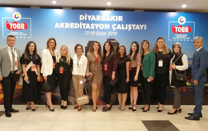 """Diyarbakır Akreditasyon Çalıştayında Hisarcıklıoğlu """"Akreditasyon Sistemini İhraç Ediyoruz"""""""
