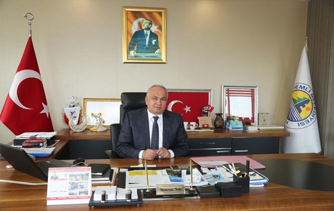 Başkan Tollu'dan, Gazeteciler Günü Kutlaması