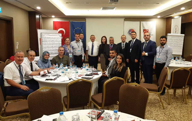 MESKİ, Etik Davranış Kodlarının Oluşturulması Çalıştayı'na Katıldı