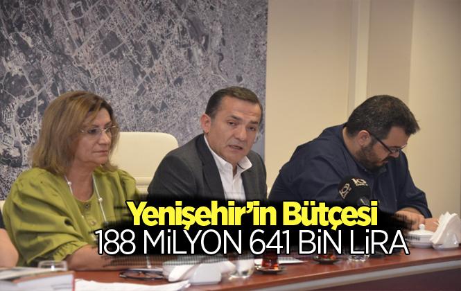 Yenişehir'in Bütçesi 188 Milyon 641 Bin Lira