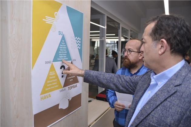 """Yenişehir Belediye Başkanı Abdullah Özyiğit """"Çevre Odaklı Çalışıyoruz"""""""