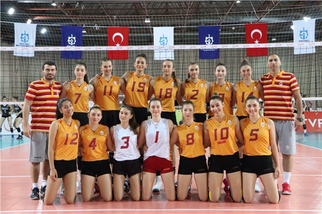 Büyükşehir'in Voleybol Kursundan Galatasaray'ın Altyapısına Uzanan Bir Hikaye