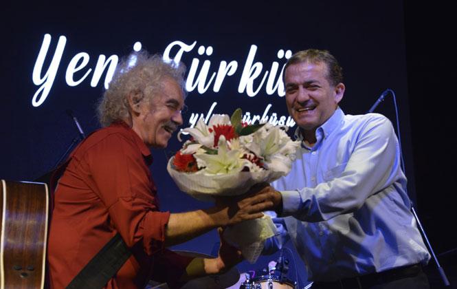 Mersin Yenişehir'de Cumhuriyet Coşkusu