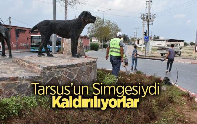 Tarsus Çatalburun Kavşağı Kaldırılıyor