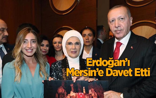 Dalış Rekortmeni Şahika Ercümen, Cumhurbaşkanı Erdoğan'ı Gilindire Mağarasını Görmeye Davet Etti.