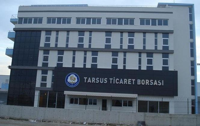 """Tarsus Ticaret Borsası Başkanı Murat Kaya """"Tarsus İçin Çalışıyor, Türkiye İçin Üretiyoruz"""""""