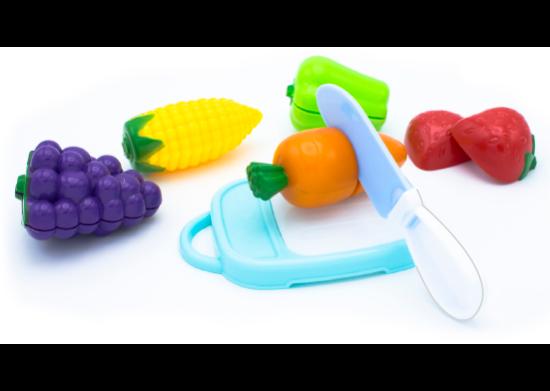 Kesilebilen Sebze ve Meyve Oyunu