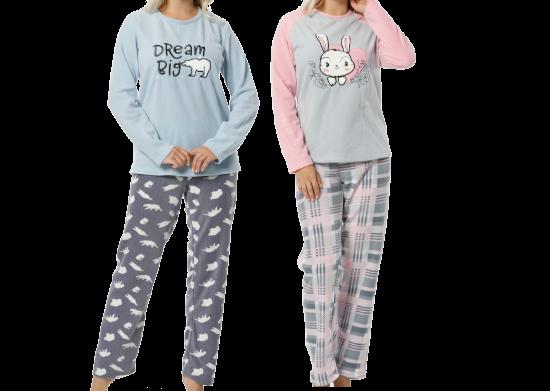 Polar Pijama Takımı Kadın