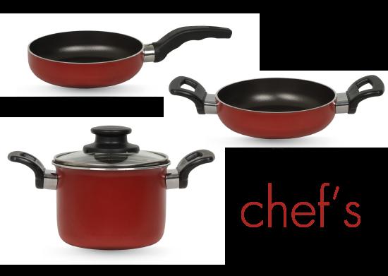 Tek Fiyat Teflon Ürünleri Chef's