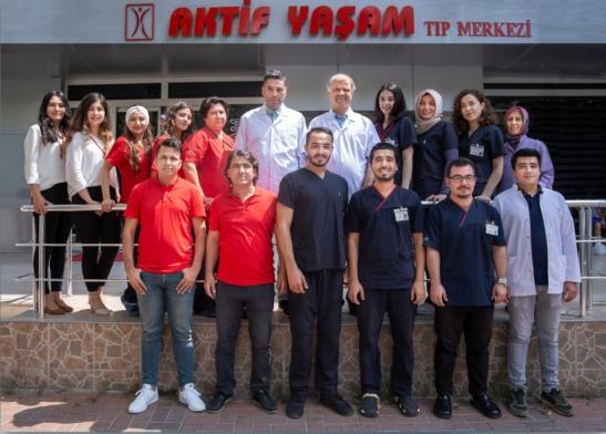 Tarsus Aktif Yaşam Tıp Merkezi Ozon Tedavisi Konusunda Bilgilendirdi