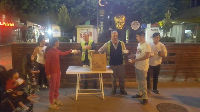 Büyükşehir, Tarsus ve Çamlıyayla'da Kandil Simidi Dağıttı