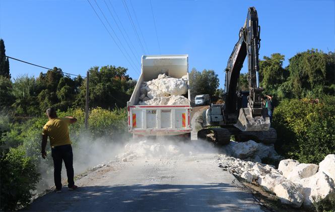 Pınarbaşı Mahallesinde Yeni Yollar Açılıyor