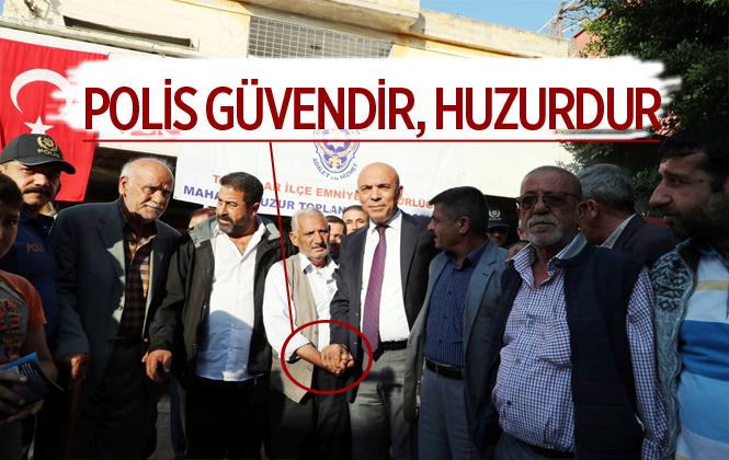 Mersin Polisi Mersin'e Huzur Veriyor