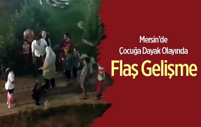 Mersin'de Çocuğa Tokat Attığı İçin Tutuklanan Şahıs Tahliye Oldu