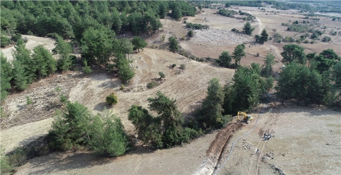 Mersin Tarsus'ta 5 Mahallenin Su Sorunu Çözüldü