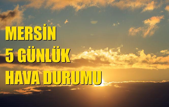 Mersin Tarsus, Gülnar, Erdemli, Mezitli, Silifke, Toroslar, Bozyazı, Çamlıyayla, Akdeniz, Anamur, Aydıncık, Yenişehir ve Mut Hava Durumu