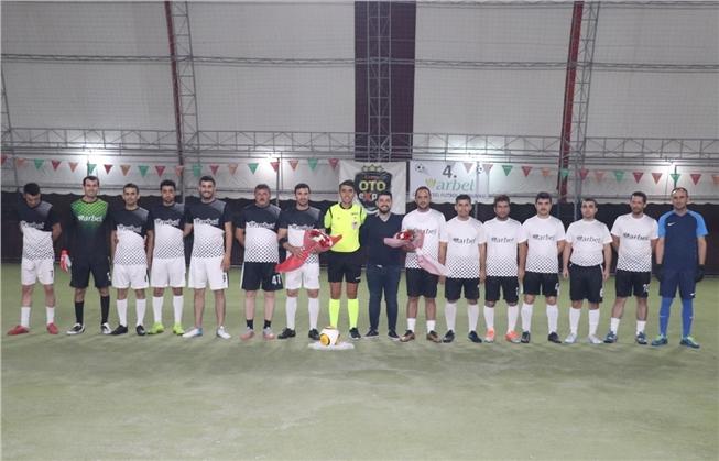 Geleneksel 4. Arbel Futbol Turnuvası başladı