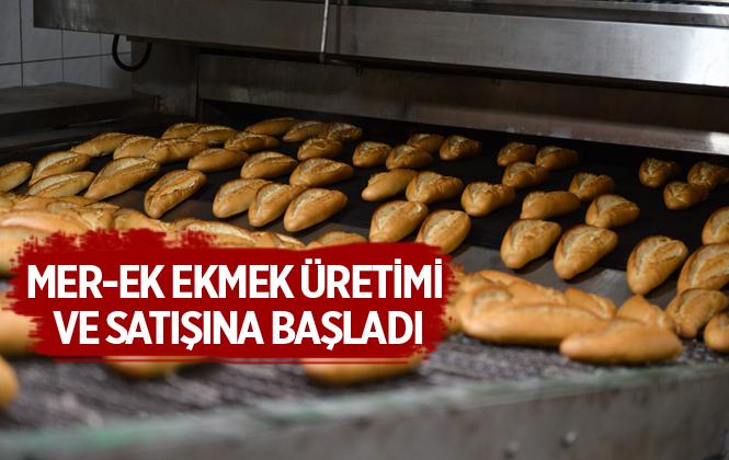 Mer-Ek, Ekmek Üretimi ve Satışına Başladı