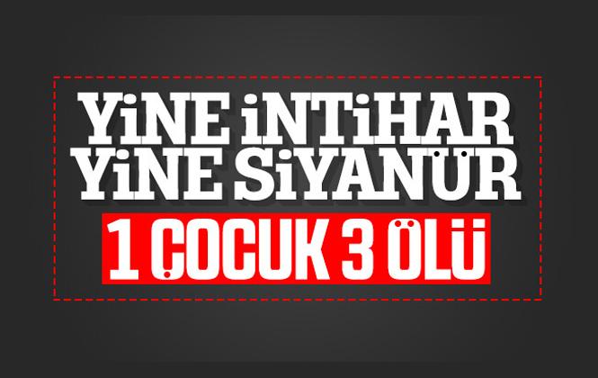 İstanbul Bakırköy'de Bir Dairede 3 Kişinin Cansız Bedeni Bulundu