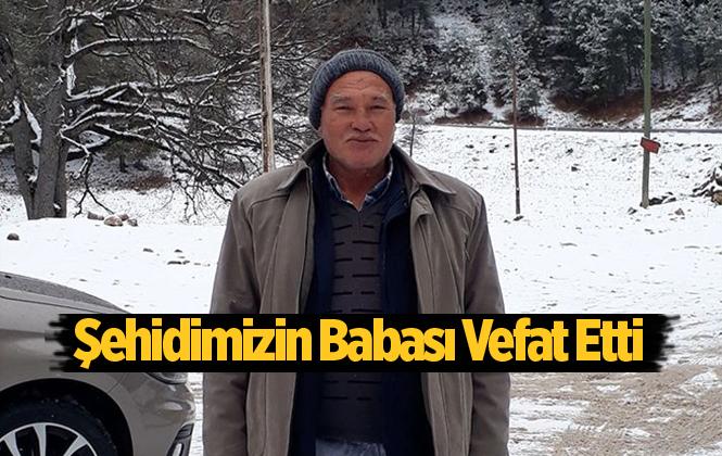 Mersin Tarsuslu Şehidimiz Oktay Nenni'nin Babası Abbas Nenni Vefat Etti