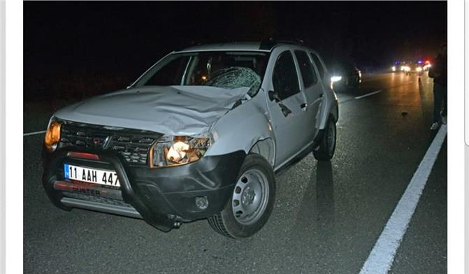 Mersinli Uzman Çavuş Mert Kaya Bilecik'teki  Trafik Kazasında Şehit Oldu
