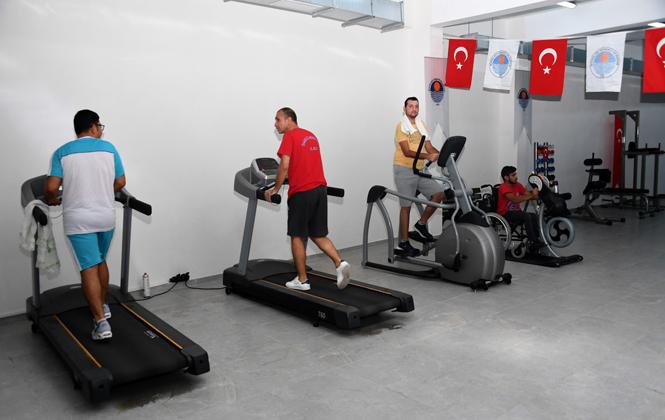 Engelli Bireyler Spor İle Sosyalleşiyor