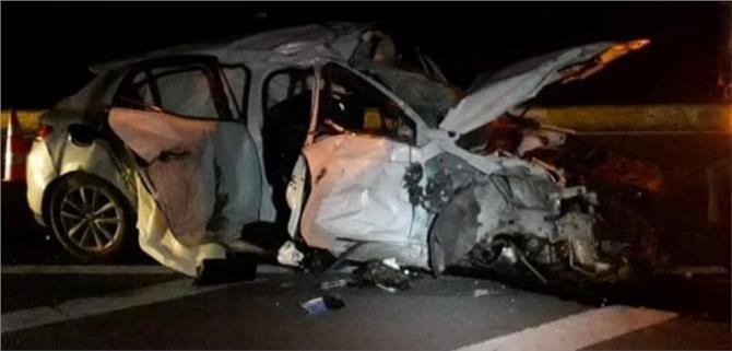 AK Parti Toroslar İlçe Başkanı ve Yöneticiler Kaza Yaptı İsmal Ayberk Hayatını Kaybetti