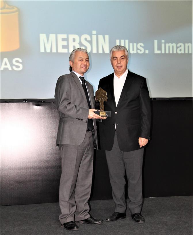 MIP, Atlas Lojistik Ödülleri'nde 9.Kez ''Yılın Liman İşletmecisi'' Ödülünün Sahibi Oldu