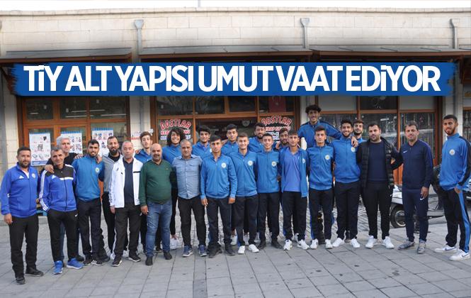 Tarsus İdmayurdu U19 Takımı Göz Dolduruyor
