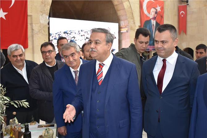Mersin Vali Ali İhsan Su, Tarsus'ta Bazı Ziyaret ve İncelemelerde Bulundu